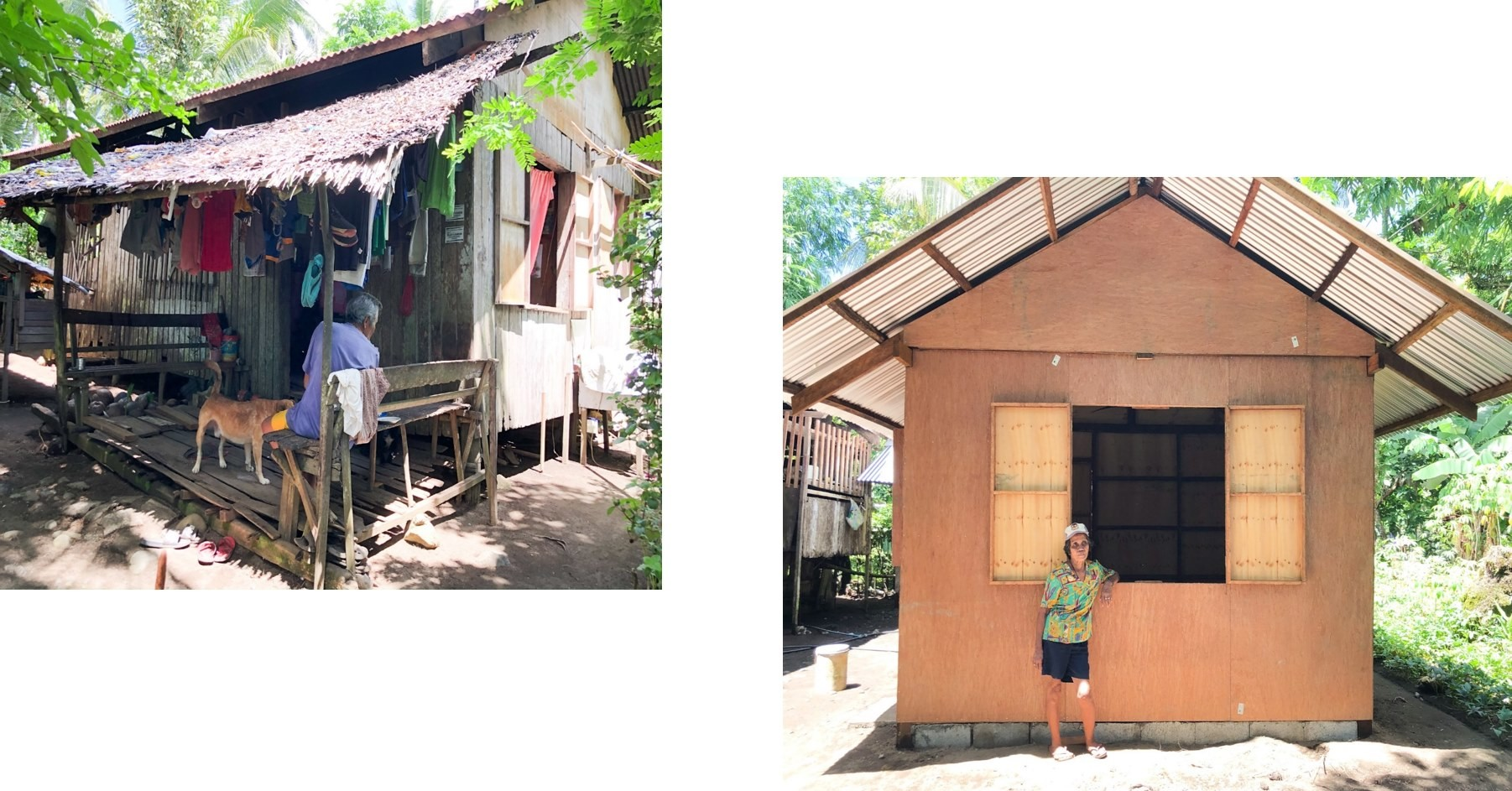 MMDC builds homes for families in Carrascal