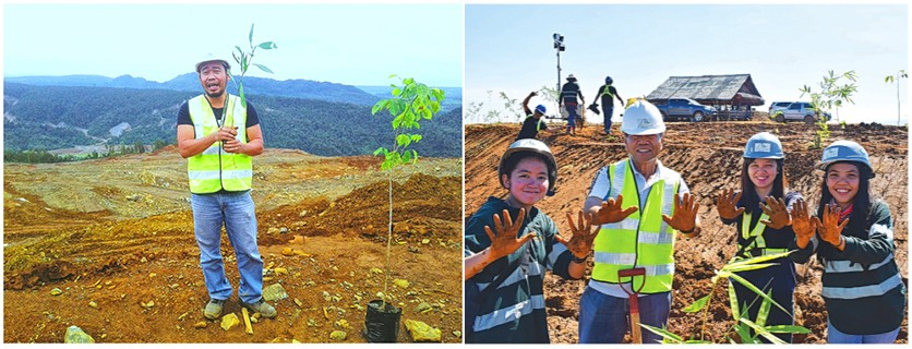 MMDC kicks off reforestation drive in 5 towns