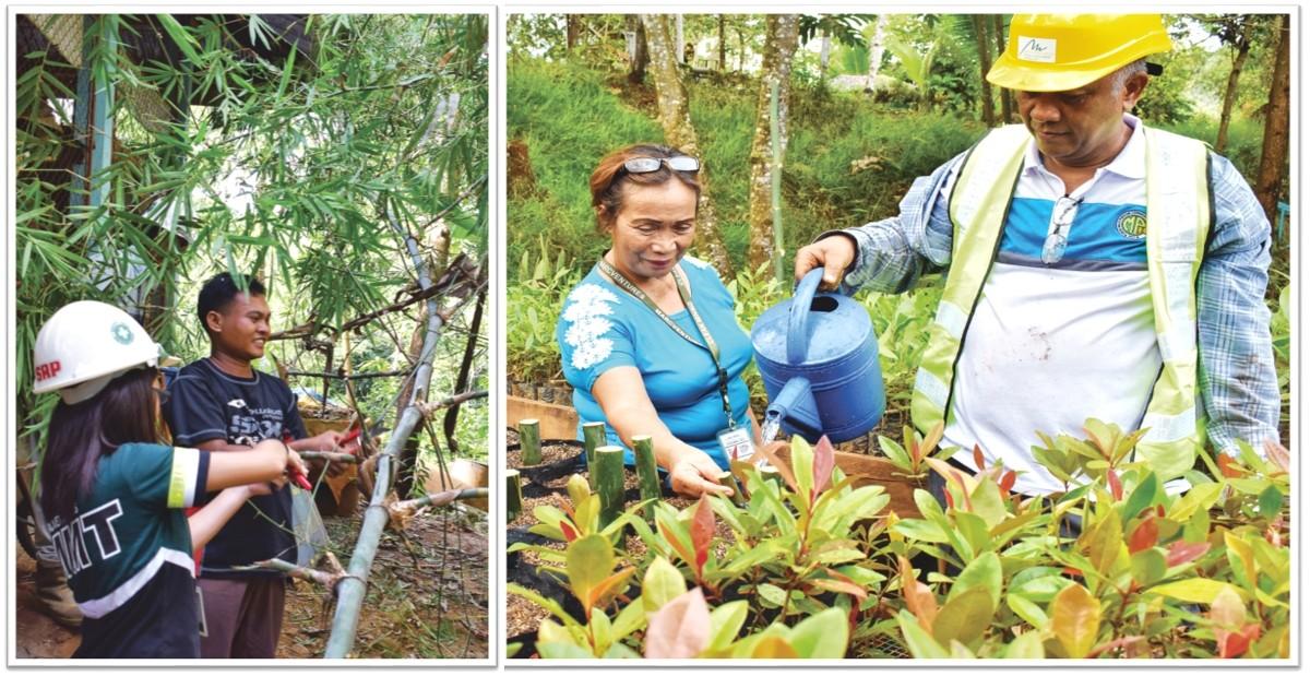 Livelihood trainings to capacitate POs