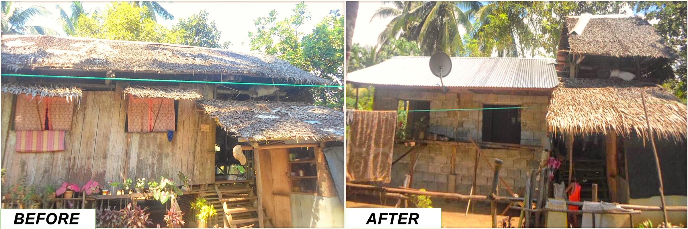 Marcventures' house repair project: A decent home for families